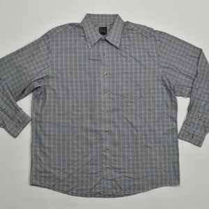 Jos. A. Bank Traveler's Collection Regular XL Blue